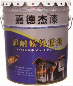 超耐候外墙漆